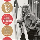 Jackie DeShannon: She Did It!: The Songs of Jackie DeShannon, Vol. 2