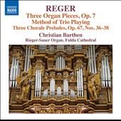 Reger: Organ Works, Vol. 16 / Christian Barthen, organ