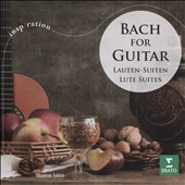 Bach for Guitar - J.S. Bach: The Lute Suites, BWV 1006a; 995; 996; 997 / Sharon Isbin, guitar