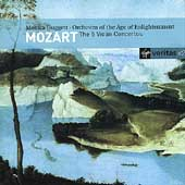 Mozart: Violin Concertos no 1-5, etc / Monica Huggett, et al