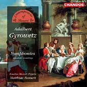 Contemporaries of Mozart - Gyrowetz: Symphonies / Bamert