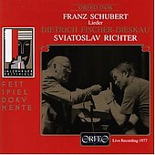 Schubert: Lieder / Fischer-Dieskau, Richter