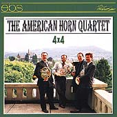 4x4 / The American Horn Quartet