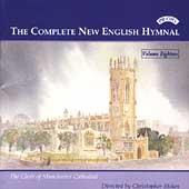 New English Hymnal Vol 18 / Manchester Cathedral Choir