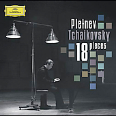 Tchaikovsky: 18 Pieces for Solo Piano / Pletnev