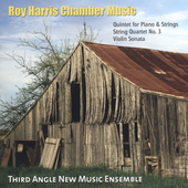 Harris: Chamber Music / Third Age New Music Ensemble