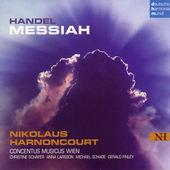 Handel: The Messiah / Harnoncourt, Sch&#228;fer, Larsson, et al