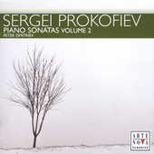 Prokofiev: Piano Sonatas Vol 2 / Dmitriev
