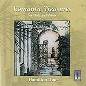 Romantic Treasures for Flute and Piano