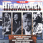 Johnny Cash/Kris Kristofferson/Waylon Jennings/The Highwaymen (Country)/Willie Nelson: The Highwaymen