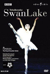 Swan Lake - Tchaikovsky/Royal Swedish Ballet Stockholm [DVD]