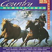 Various Artists: Country Number Ones 25 Chart-Toppers