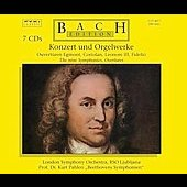 Bach, Johann Seb.: Concerts & Organ Works