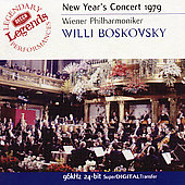 New Year's Day Concert In Vienna, 1979