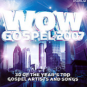 Various Artists: WOW Gospel 2007