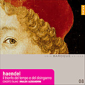 Handel: Il trionfo del tempo e del disinganno