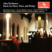 Hovhaness: Music for Horn, Voice & Strings / Dauer, et al