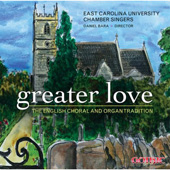 Ireland: Greater Love, Howells, Britten, etc / Fischer