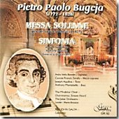 Pietro Paolo Bugeja: Messa Solenne / Bondin, Zerafa, Aqulina, et al