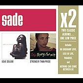 Sade: Stronger Than Pride/Love Deluxe