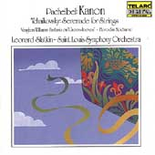 Pachelbel: Kanon; et al / Slatkin, Saint Louis SO