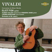 Vivaldi: Concertos & Other Works / Fisk, Hand, Schulman, et al
