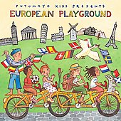Various Artists: Putumayo Kids Presents European Playground