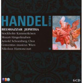 Handel Edition, Vol. 6: Belshazzar; Jephtha