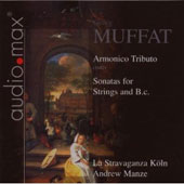 Georg Muffat: Armonico Tributo - Sonatas for Strings and B.C. / La Stravaganza Koln, Manze