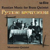 Russische Musik f&#252;r Blechbl&#228;ser