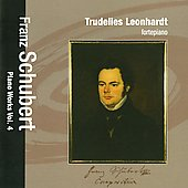 Schubert: Piano Works 4