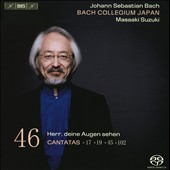 Johann Sebastian Bach: Cantatas, Vol. 46 / Suzuki