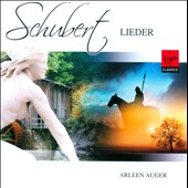 Schubert Lieder / Arleen Aug&eacute;r