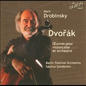 Dvor&#225;k: Oeuvres pour Violoncelle et Orchestre