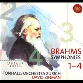 Brahms: Symphonies 1-4