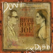 Joe Bonamassa/Beth Hart: Don't Explain