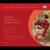 Dukas: Ariane Et Barbe-bleue / De Billy, Youn, Henschel, Polaski, Arman
