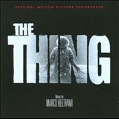 Marco Beltrami: The  Thing [2011 Original Score]