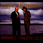 Otto Donner/Dave Lindholm: More Than 123 [Digipak]