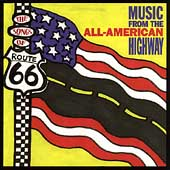 Various Artists: Songs of Route 66: All-American Highway