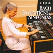 J.S. Bach: Inventions & Sinfonias / Edith Picht-Axenfeld, harpsichord