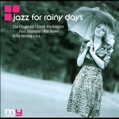Various Artists: My Jazz: Jazz for Rainy Days