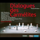Poulenc: Dialogues de Carm&eacute;lites / Matthews, Polaski, Brunner, Breedt