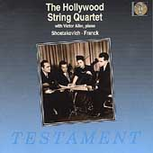 The Hollywood String Quintet - Shostakovich, Franck / Aller