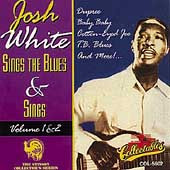 Josh White: Sings the Blues