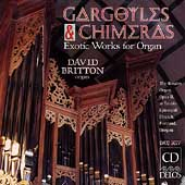 Gargoyles & Chimeras / David Britton