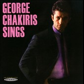 George Chakiris: George Chakiris Sings *