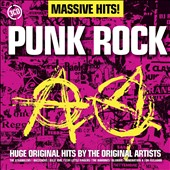 Various Artists: Massive Hits! Punk Rock [Box]