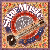 Ravi Shankar: Sitar Music from India
