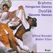 Brahms: Hungarian Dances; Dvor&#225;k: Slavonic Dances